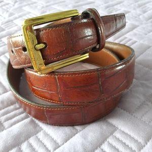 Trafalgar Brown Burundi Calf Leather 38